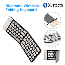 Load image into Gallery viewer, Folding Bluetooth Keyboard