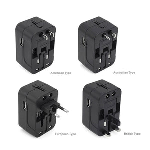 All-in-One International Electrical Adapter