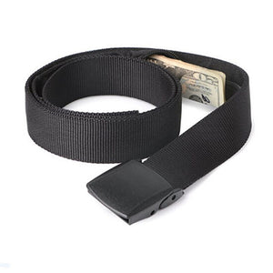 Travelers Money Belt - secret inside pocket