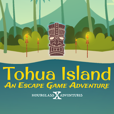 Tohua Island - Large Group Portable Escape Room Game