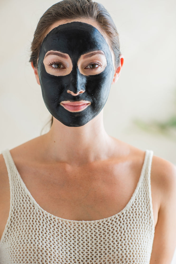 Charcoal + Clay Mineral Face Mask