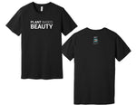 Plan Based Beauty Cute Vegan Tshirt