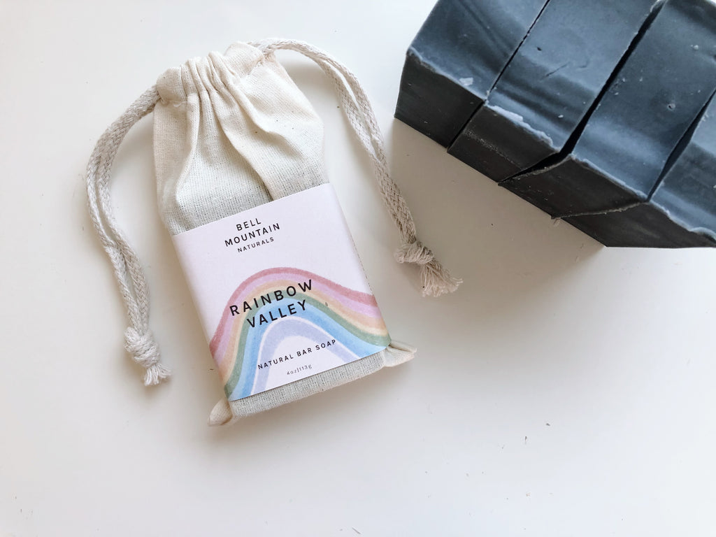 Bell Mountain Naturals - Rainbow Valley Soap - MAVEN