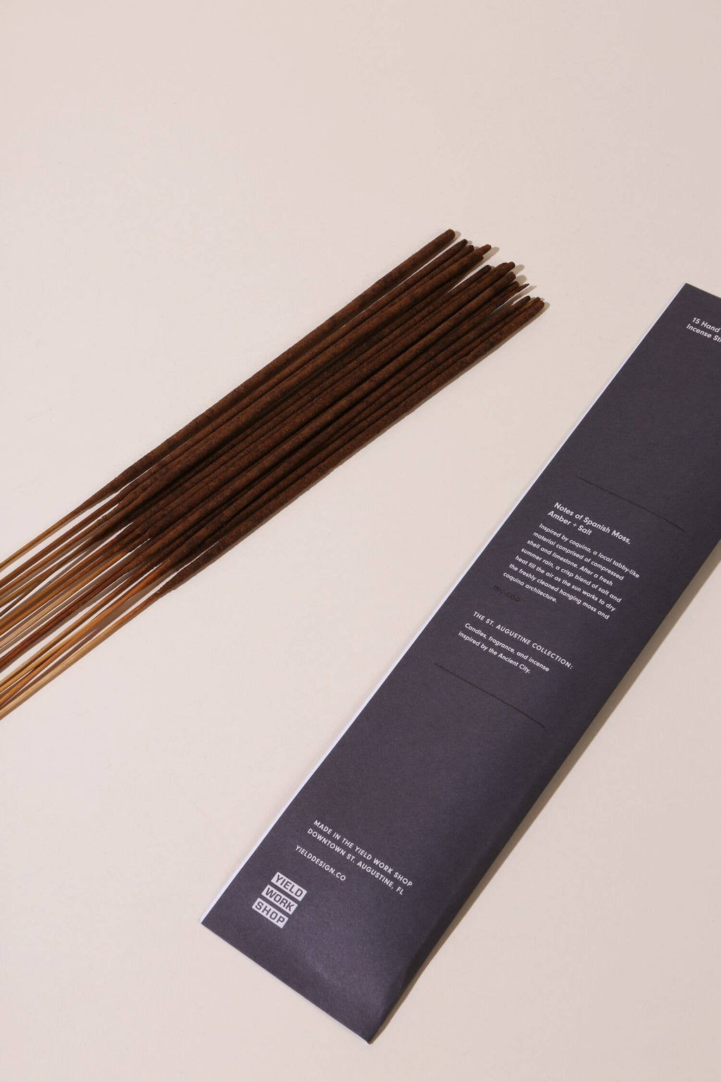 YIELD - Coquina Incense - MAVEN