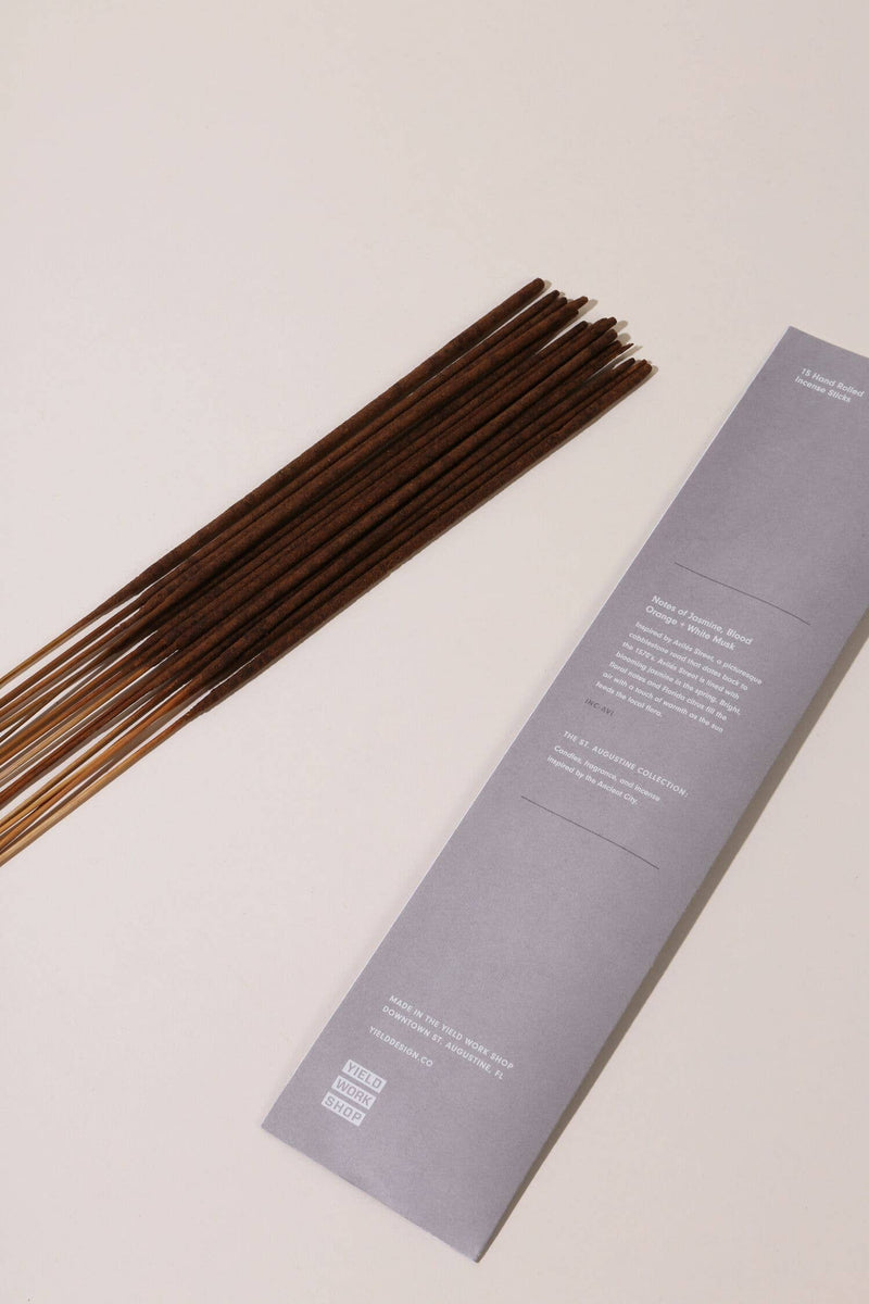 YIELD - Aviles Incense - MAVEN