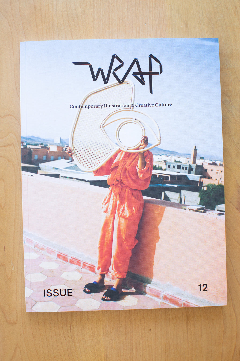 Wrap Magazine Vol 12 - MAVEN
