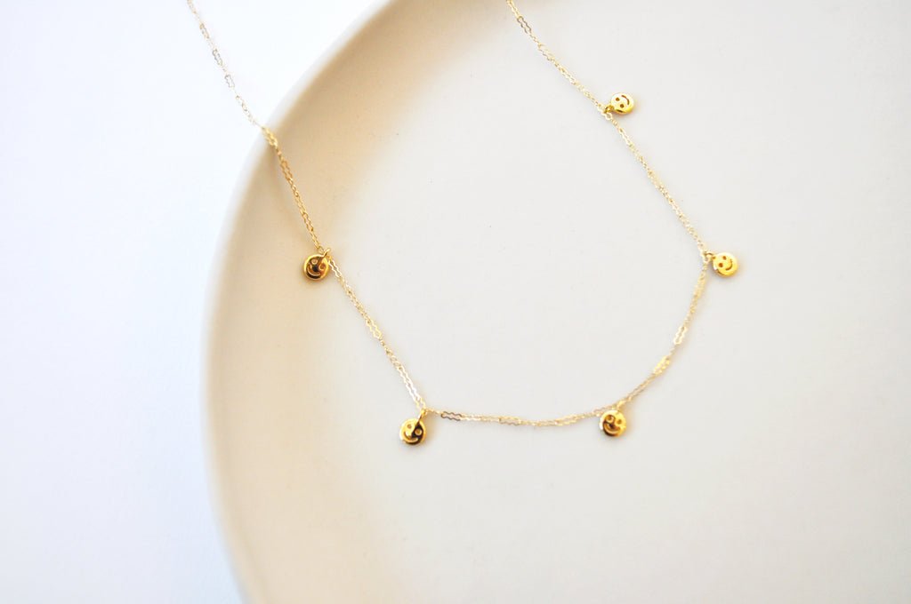 ONE SIX FIVE - Super Smiley Necklace - MAVEN