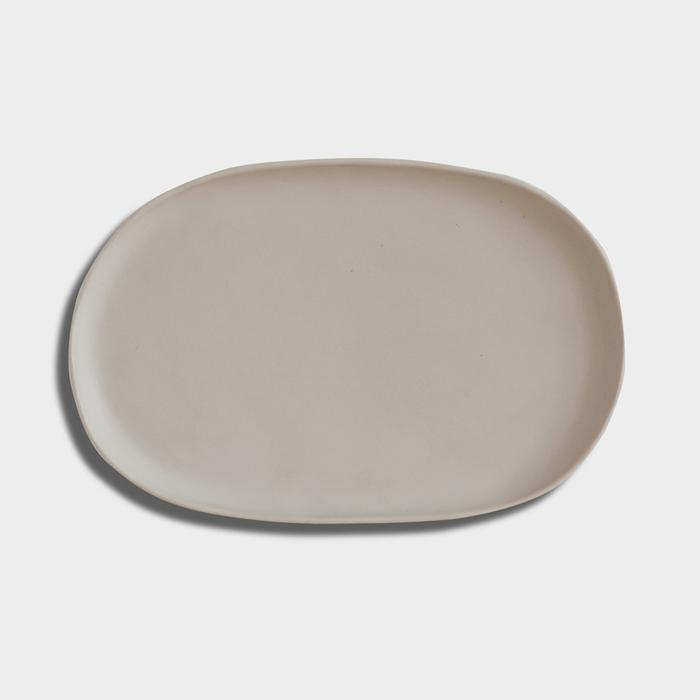 Yod and Co Oval Plate - MAVEN