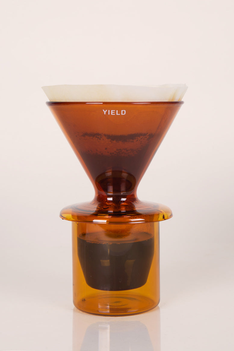 YIELD - Amber Double-Wall Coffee Maker - MAVEN