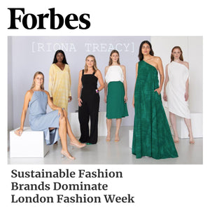 FORBES: Sustainable Fashion Brands