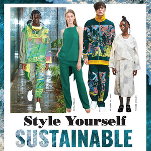 STYLE BIRMINGHAM MAGAZINE: FEATURE ON SUSTAINABLE BRANDS