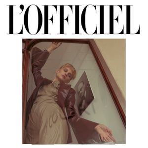 L'OFFICIEL BALTICS: EDITORIAL