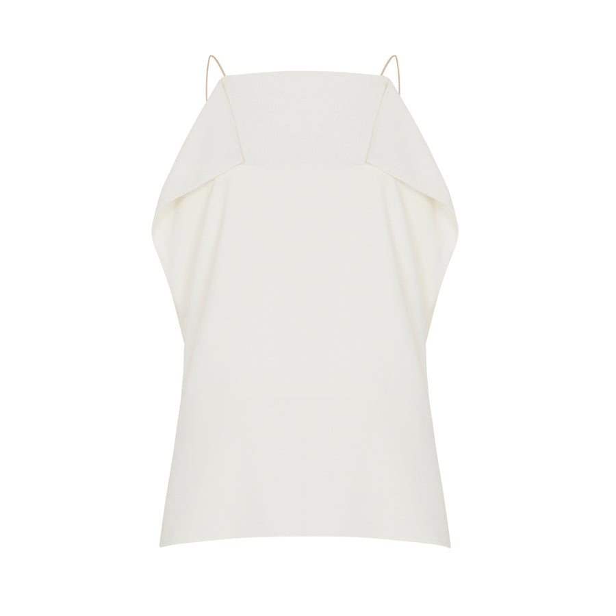 IVORY CAMISOLE TOP