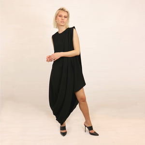 BLACK CLAN DRESS