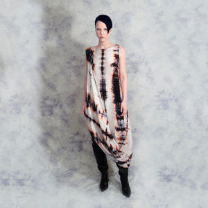 riona treacy silk clan dress
