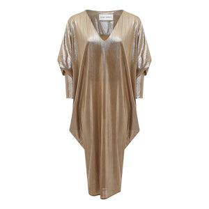 METALLIC GHOST DRESS