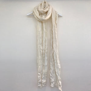 Extra Long Crinkle Scarf