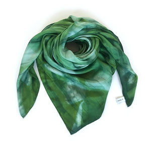SILK JUNGLE SCARF