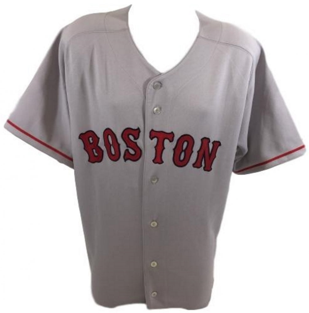 the best attitude c87ef 8e76e Carl Yastrzemski Signed Red Sox Majestic Jersey Inscribed