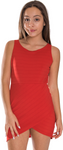 Kids Envelope Bandage Dress