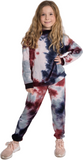Kids Tie Dye Sweatshirt and Jogger Set