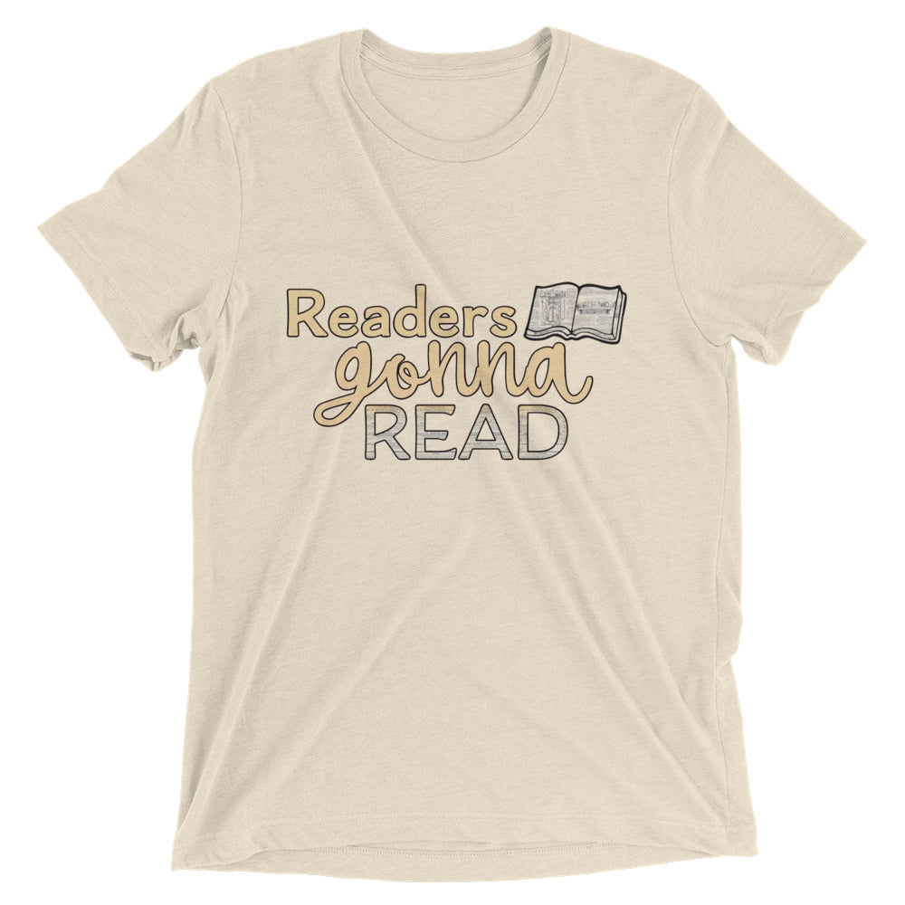 Readers Gonna Read Tee