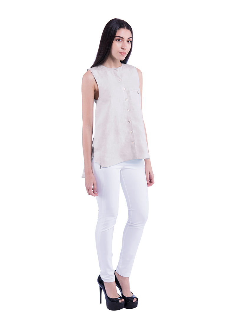 Summer Sativa 188 Shirt - Beige