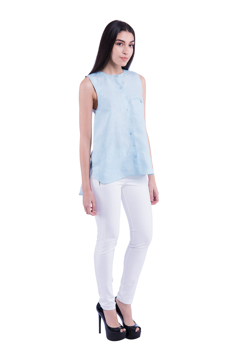 Summer Sativa 188 Shirt - Blue