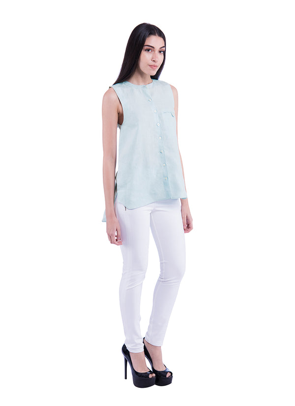 Summer Sativa 188 Shirt - Mint (Only XS Left)