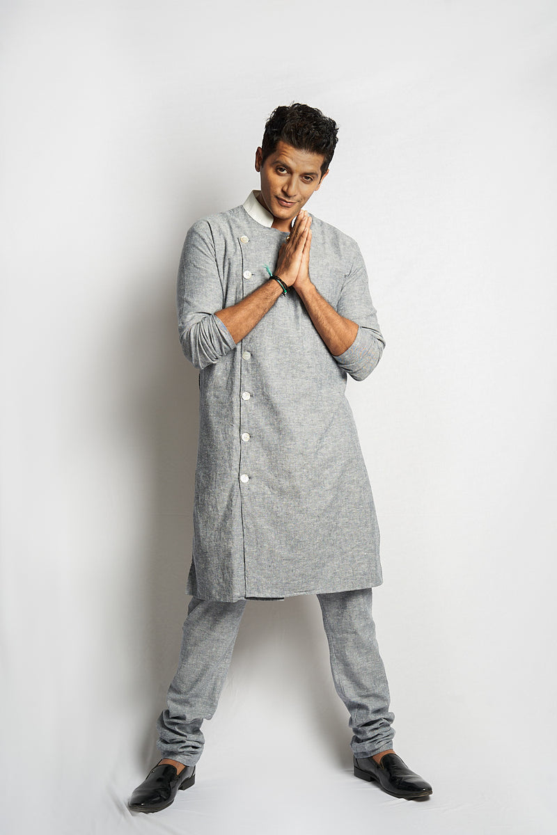 Revive Asymmetric Kurta