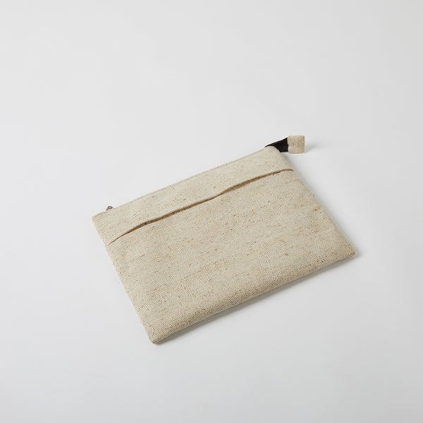 Folder Laptop Sleeve - Off White