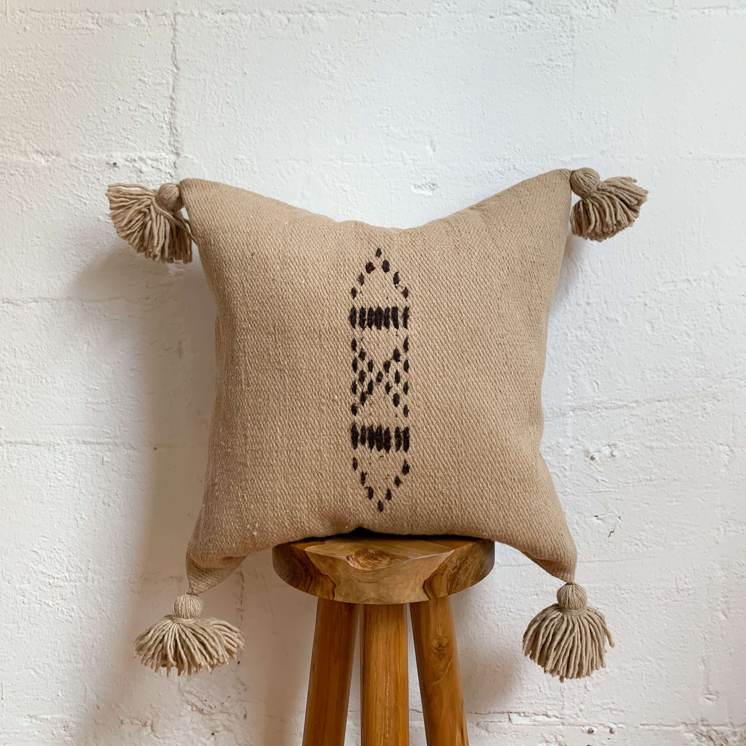 ARDE Wool Pillow Cover
