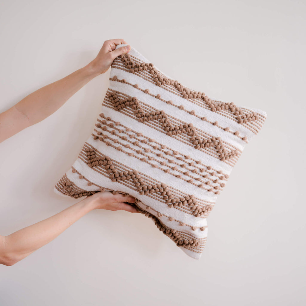 BALAH Wool Pillow Cover