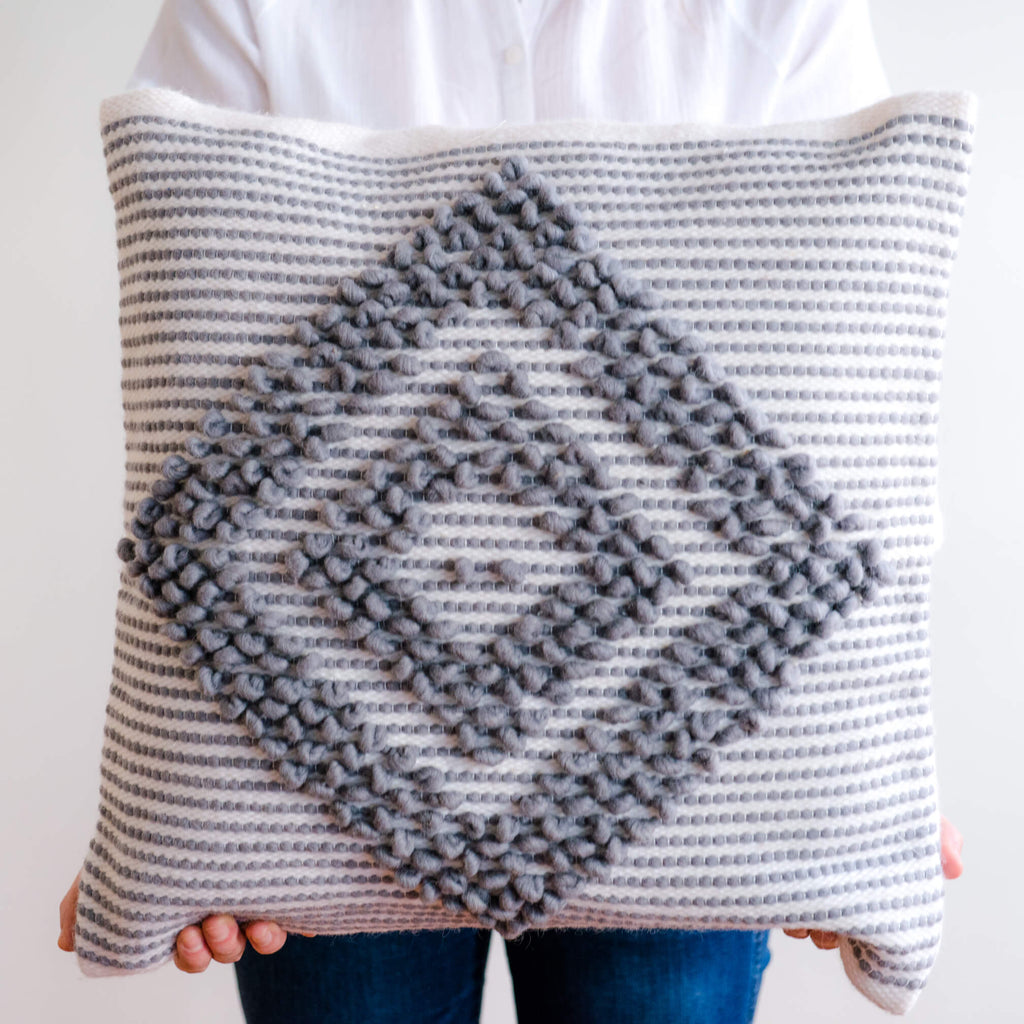 SRAH Wool Pillow Cover