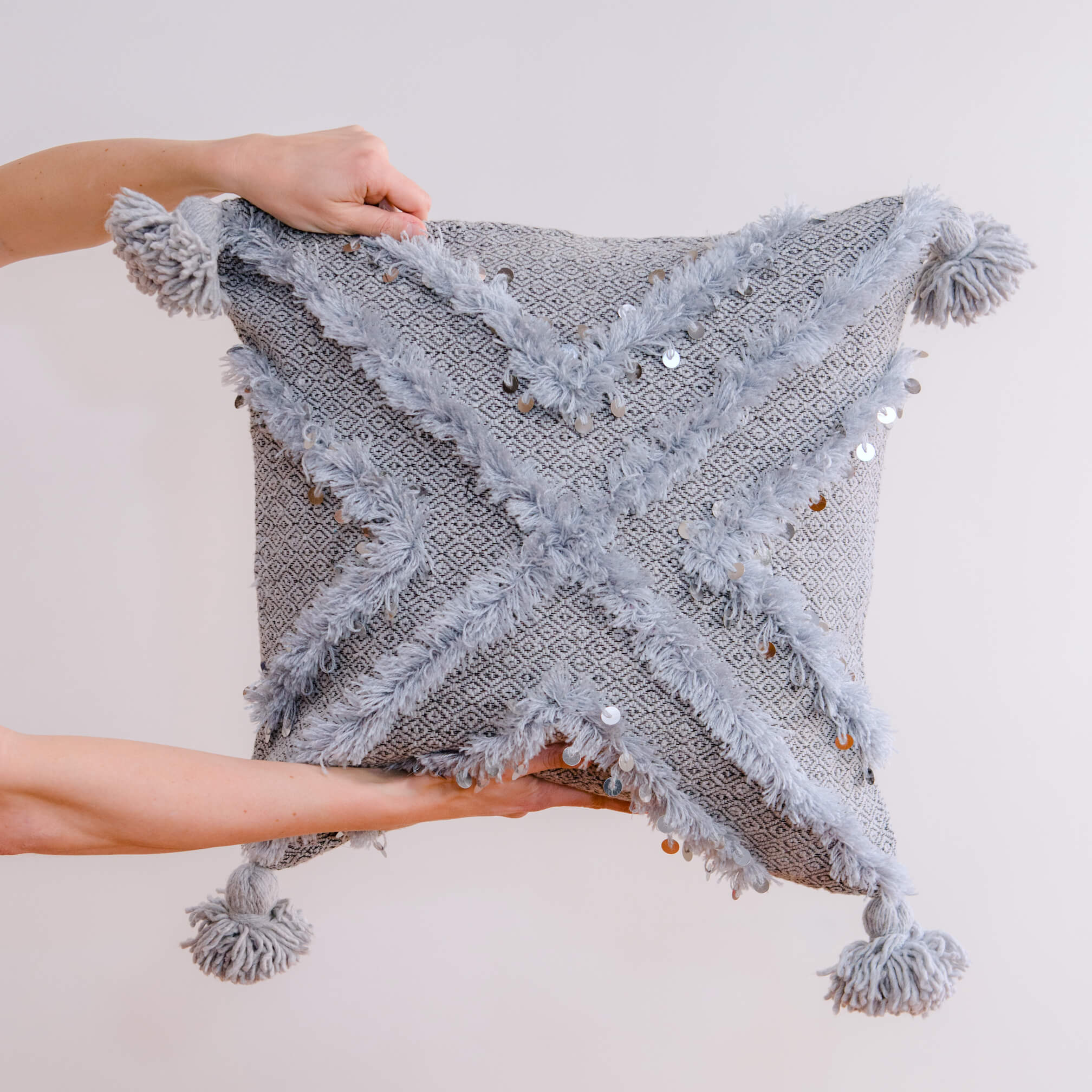MARRA Wool Pillow Cover