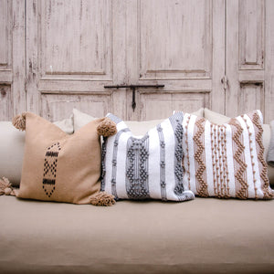 SAMA Wool Pillow Cover