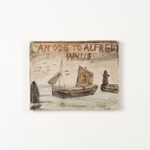 An Ode to Alfred Wallis