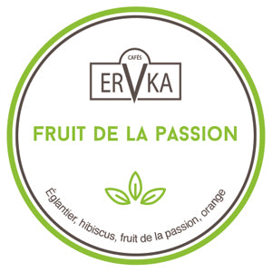Fruit de la passion | Infusion aux fruits