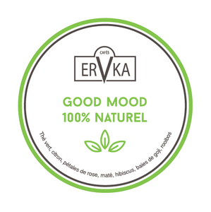 Good Mood 100% naturel  | Thé vert