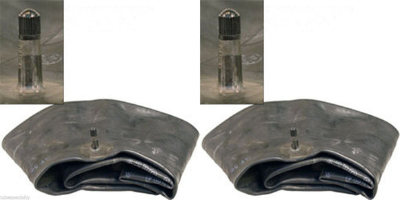 2) Two New 3.50/3.00-8 Inner Tubes TR13 Valve Stem 3.50-8 3.00-8