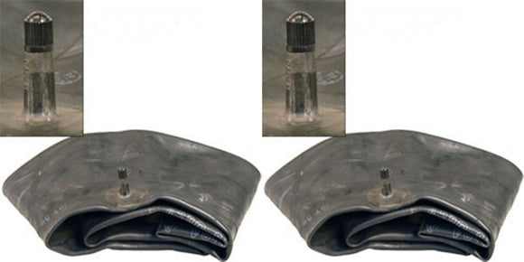 TWO NEW 4.80-12, 5.30-12 TR13 RIB IMPLEMENT TRAILER TIRE INNER TUBES