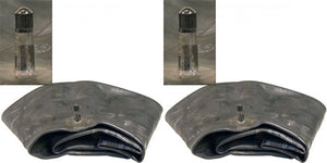 TWO NEW 4.00-19 TR15 VALVE FRONT TRACTOR TIRE INNER TUBES