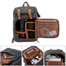 Load image into Gallery viewer, Water Proof Photography Backpack