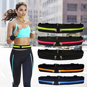 DUAL POCKET RUNNING BELT - Buy 3 Free Shipping!!!