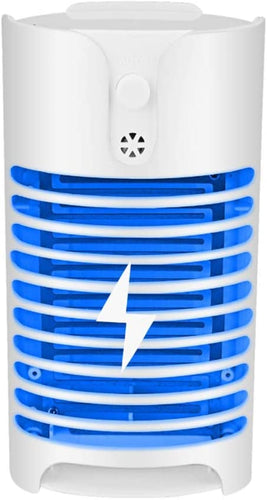 ANEAR Bug Zapper, Mosquito Killer Lamp Light UV LED Insect Killer Electric Fly Zapper Chemical-Free Nontoxic Odorless Safe for Babies & Pregnant Women, Use for Indoor Bedroom Kitchen Office