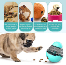 Load image into Gallery viewer, ANEAR - Pet Treat Ball Dog Cat Puppy Increases IQ Interactive Food Dispensing Ball IQ Ball Dog Puzzle Toys for Puppy Pet fun toy Funny Puzzle Food Ball