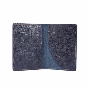 Genuine Leather Stitched or Embossed Passport Wallets (8 Styles) - I Have Wanderlust