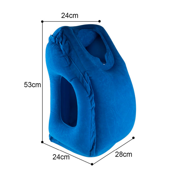 The Easy Rest Inflatable Media Pillow (4 Colors) - I Have Wanderlust
