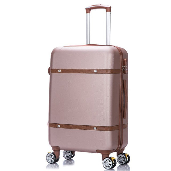 The Minimal Trolley Suitcase (3 Sizes/7 colors) - I Have Wanderlust