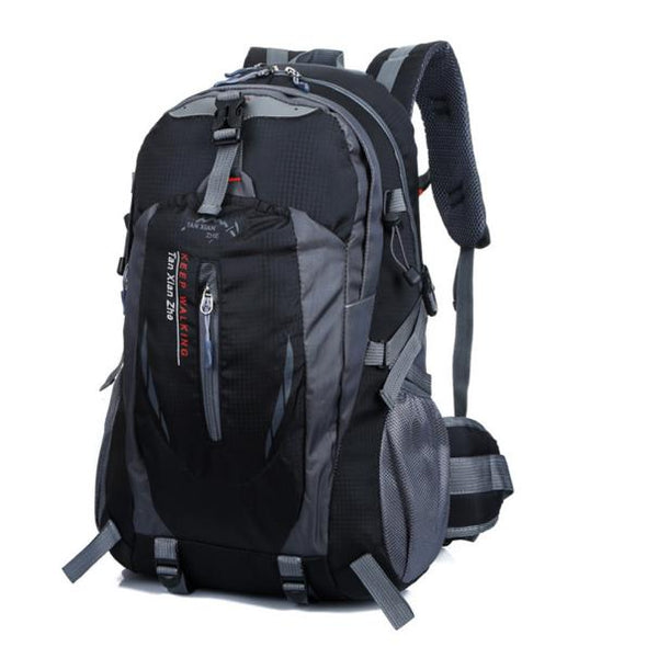40L Outdoor Hiking Backpack (8 Colors) - I Have Wanderlust